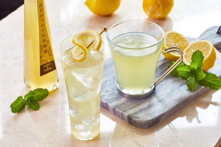 はちみつレモンシロップ&シトラスはちみつセット